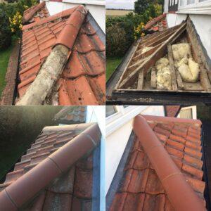 """'hip roof repair' """"testimonial"""" image"""